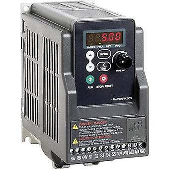 Frequency inverter Peter Electronic 0.75 kW 1-phase