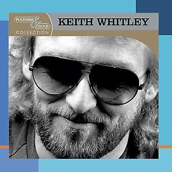 Keith Whitley - Platinum & Gold Collection [CD] USA import