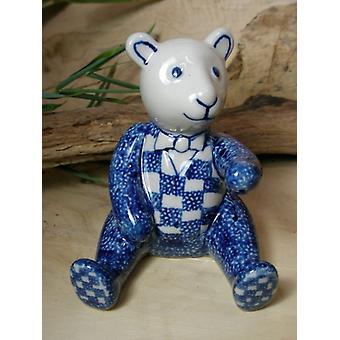 Teddy bear, 11,5 cm hoog, traditie 27, BSN 8080