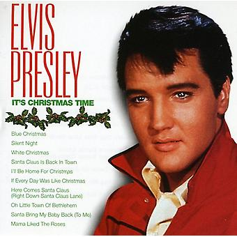 Elvis Presley - det er juletid [CD] USA import