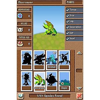 Spore-varelser (Nintendo DS)