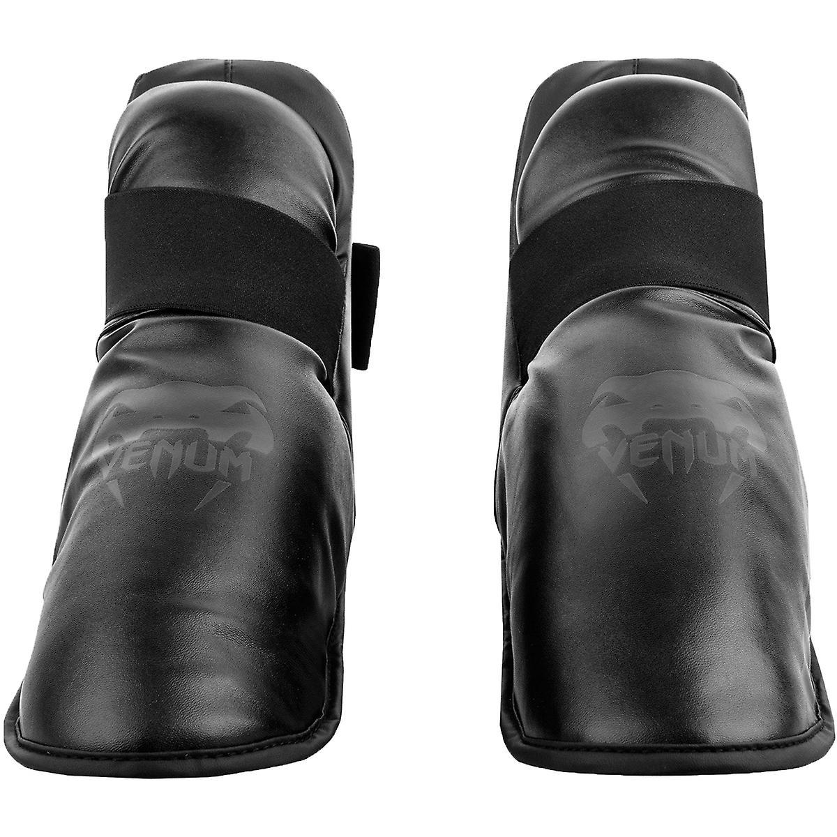 Venum Challenger Slip léger crochet et boucle pied Gear - noir noir