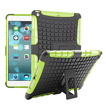 For Apple iPad 9.7 2018 hybrid outdoor protective cover Case Grün bag cover case