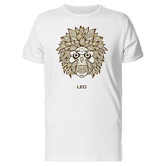 Leo Mane Skull Tee Men's -Image by Shutterstock