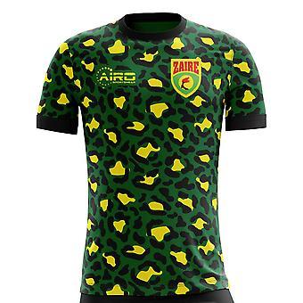 2018-2019 Zaire Home Concept Football Shirt (Kids)