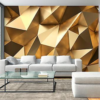Tapeter - gyllene kupol