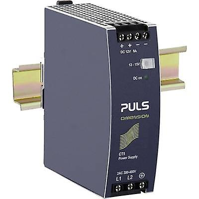 PULS DIMENSION CT5.121 Rail monté PSU (DIN) 12 Vdc 8 A 96 W 1 x