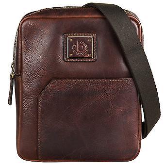 Bugatti Tocco leather shoulder bag shoulder bag Shoulderbag 498280