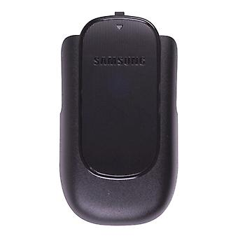 OEM Samsung A237 AT&T Standard batteridekslet - speil svart