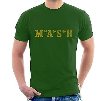 Retro MASH Logo Men's T-Shirt