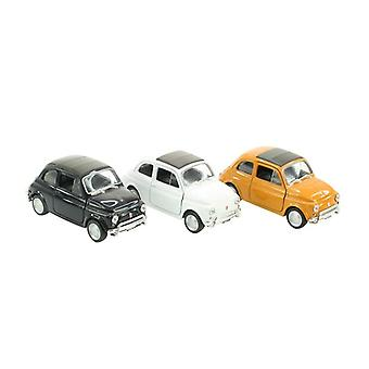 WELLY Fiat 500 Classic in Fenster-box