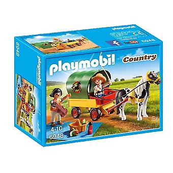 Playmobil 6948 Pony Car
