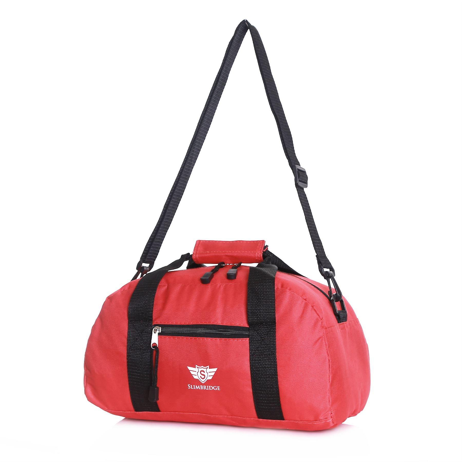 Slimbridge Elgin Small Ryanair Cabin Bag, Red