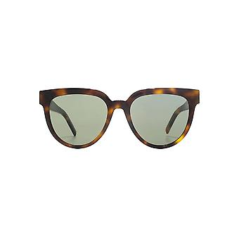 Saint Laurent SL M28 Sunglasses In Havana