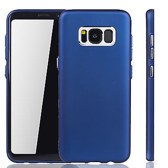 Samsung Galaxy S8 Hülle - Handyhülle für Samsung Galaxy S8 - Handy Case in Dunkelblau