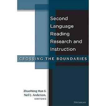 Zweite Sprache lesen Forschung und Lehre - Überquerung der Bounda