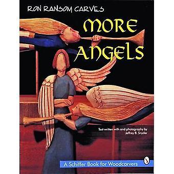 Ron Ransom Carves mais anjos por Ron Ransom - livro 9780887408922