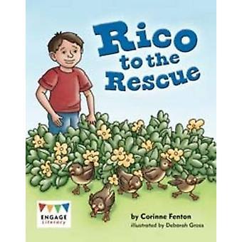 Rico til unnsetning av Corinne Fenton - 9781406265064 bok