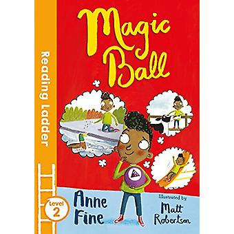 Magic Ball by Anne Fine - 9781405284554 Book