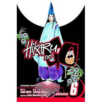 Hikaru nei gå - volum 6 av Yumi Hotta - Takeshi Obata - 9781421502755