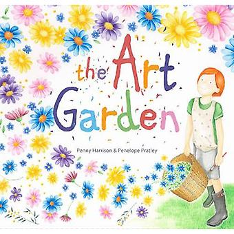 The Art Garden by Penny H. Harrison - 9781925335590 Book