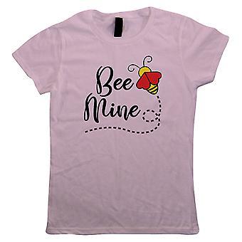 Mina de abelha, T-Shirt das mulheres