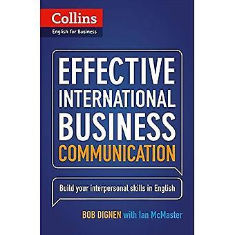 Collins effektiv internationell affärskommunikation (Collins engelska för företag)
