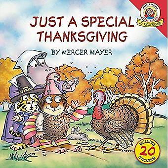 Kleine ventje: Gewoon een speciale Thanksgiving