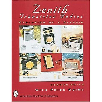Zenith Transistor Radios: Evolution of a Classic (Paradigm Visual Series)