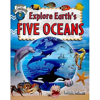 Explore Earth's Five Oceans: 8