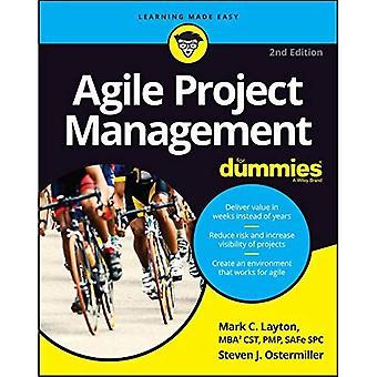 Gerenciamento ágil de projetos para Dummies (For Dummies (computador/Tech))