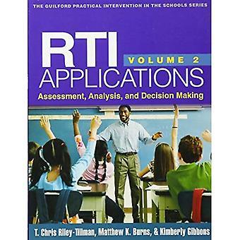 Applications de la RTI