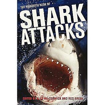Mammouth livre des attaques de requin, la