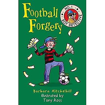 Voetbal vervalsing (nr. 1 jongen Detective)