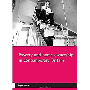 La pauvreté et l'accession à la propriété en Grande-Bretagne contemporaine