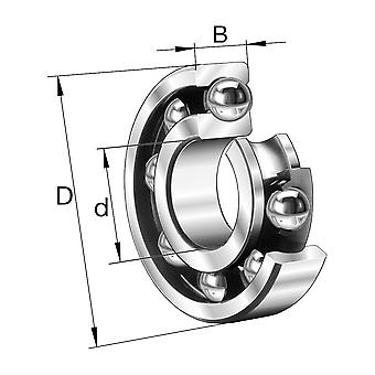 NSK 6302C3 Open Type Deep Groove Ball Bearing 15X42X13Mm