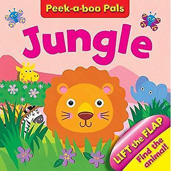Jungle Peekaboo Who? [Board� book]