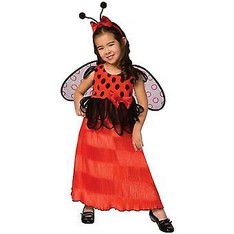 Lady Bug Toddler Costume