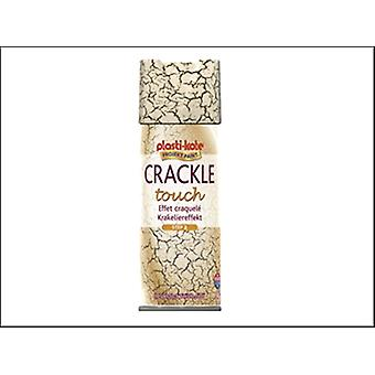 CRACKLE TOUCH BROWN BASE COAT 400 ML