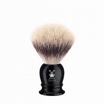 Muhle Synthetic Fibre Silvertip Shaving Brush (Small)