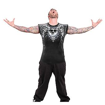 Spiral - LIFE & DEATH - Muscle Top for Men