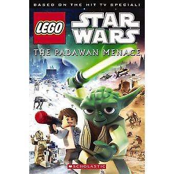 Lego Star Wars - The Padawan Menace by Ace Landers - 9780545404501 Bo