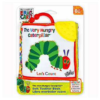 Eric Carle VHC let's Count clip-on Soft Book