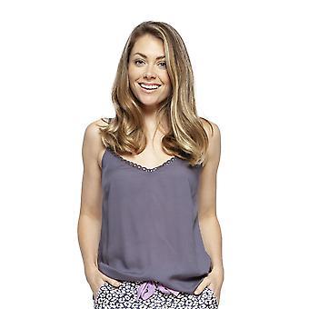 Cyberjammies 4188 Women's Laura Grey Modal Camisole