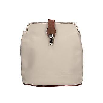 Leather shoulder bag Made in Italy AR3322