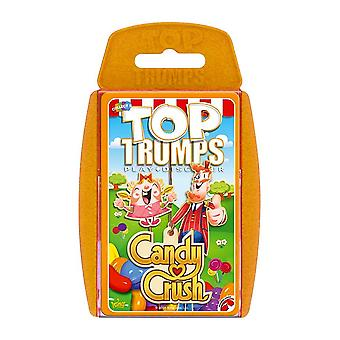 Topp Trumps-Candy Crush kortspill