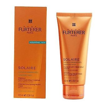 Mask nourishing for After - sun René Furterer hair