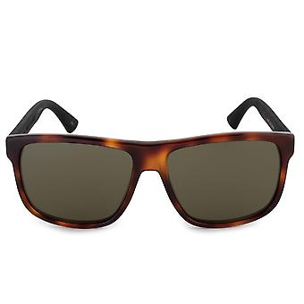 Gucci Urban Square Sunglasses GG0010S 006 58