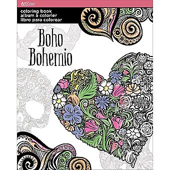 Trends Coloring Book -Boho AZ10-5
