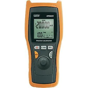 HT Instruments HT8051 Calibrator, Calibrated to Manufacturer standards